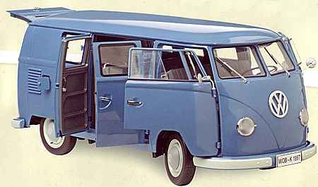 vw t1 bus baujahr 1957 detailansicht artikel nr ma6511. Black Bedroom Furniture Sets. Home Design Ideas