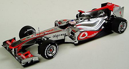 modellauto vodafone mclaren mercedes mp4-25 formel 1 2010 - best.-nr