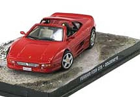 Detailansicht Artikel Nr Ms0080 Ferrari F355 Gts Goldeneye Speedline Modellautos