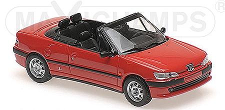 detailansicht artikel-nr.: ms1347 - peugeot 306 cabriolet